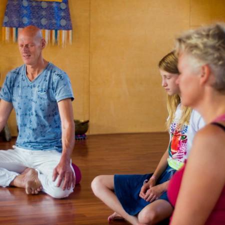 Kees meditatie