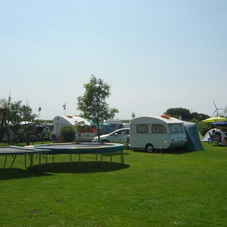 camping terrein