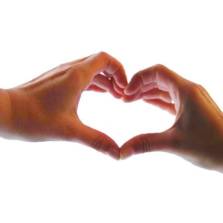 Massage weekend cursus Contact maken met je hart in je handen