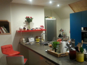 keuken klein
